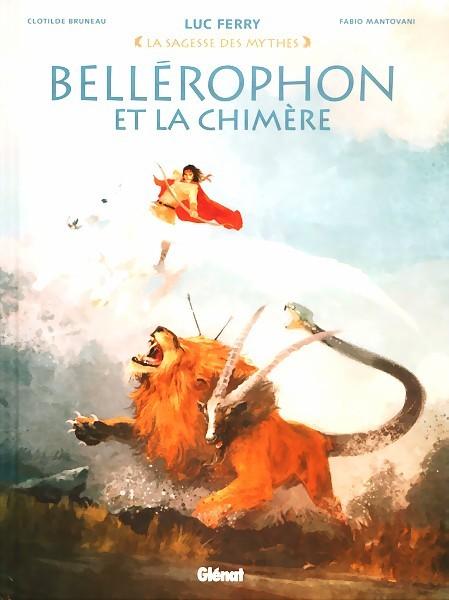 Couverture de Bellérophon et la Chimère - Béllérophon et la chimère