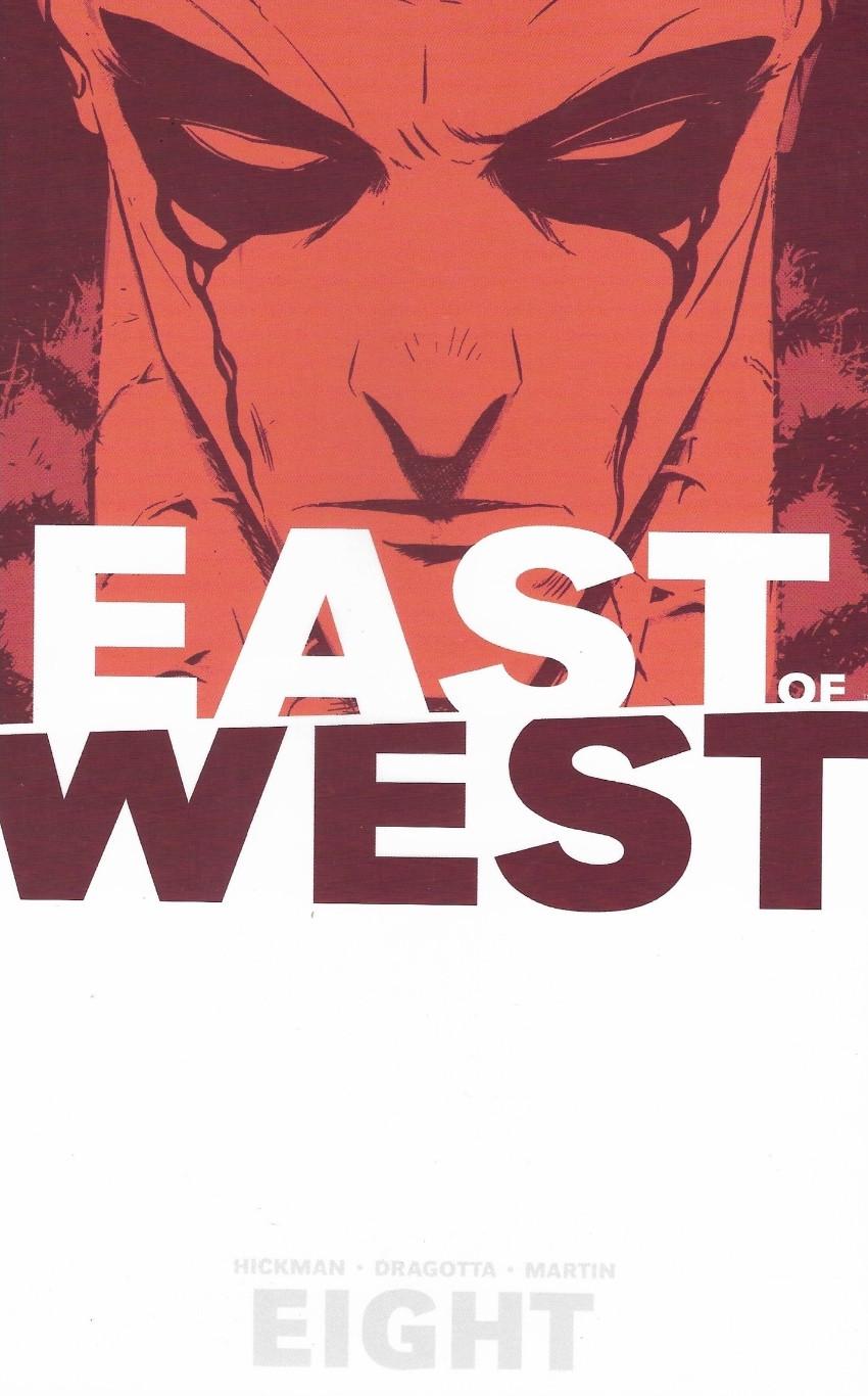 Couverture de East of West (Image comics - 2013) -INT08- Volume 8