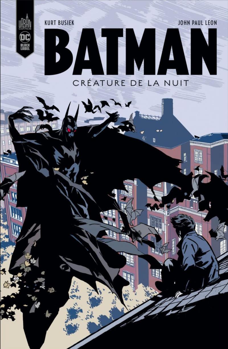 Couverture de Batman - Créature de la nuit