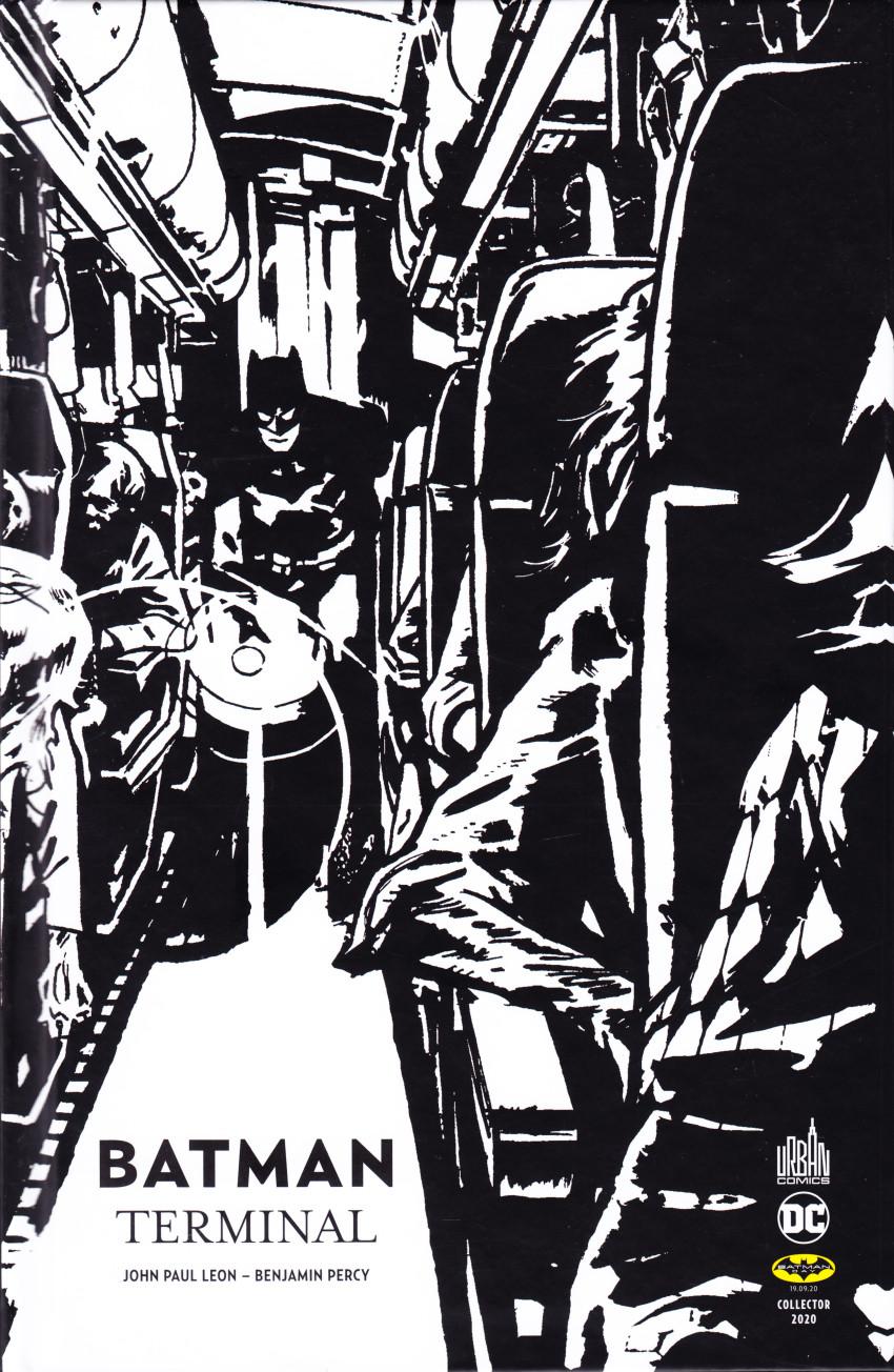 Couverture de Batman : Terminal - Tome TL