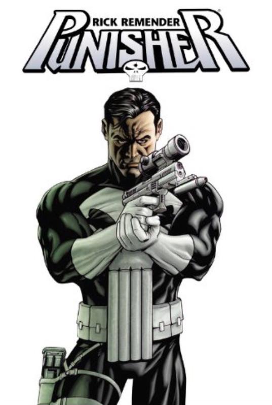 Couverture de Punisher Vol.08 (Marvel comics - 2009) (The) -OMNI- Punisher by Rick Remender Omnibus
