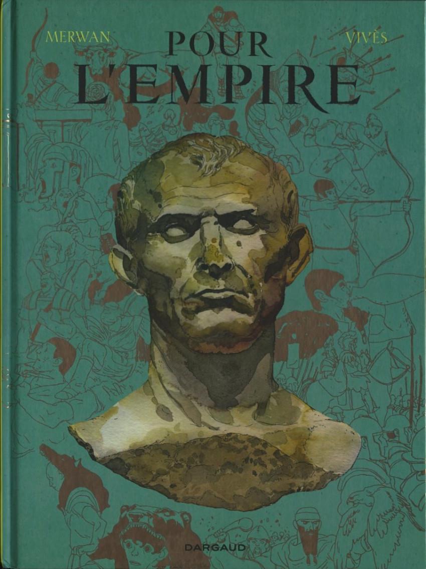 Couverture de Pour l'Empire -INT- Pour l'empire