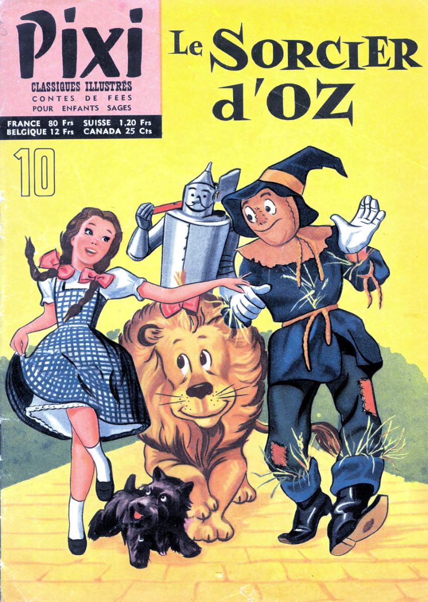 Classiques illustrés - HS : Le sorcier d'Oz