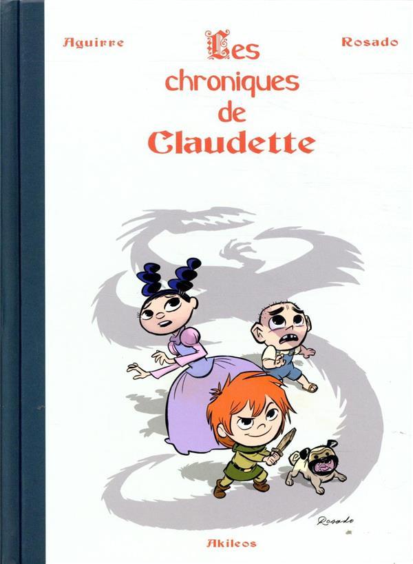Couverture de Les chroniques de Claudette - Tome INT