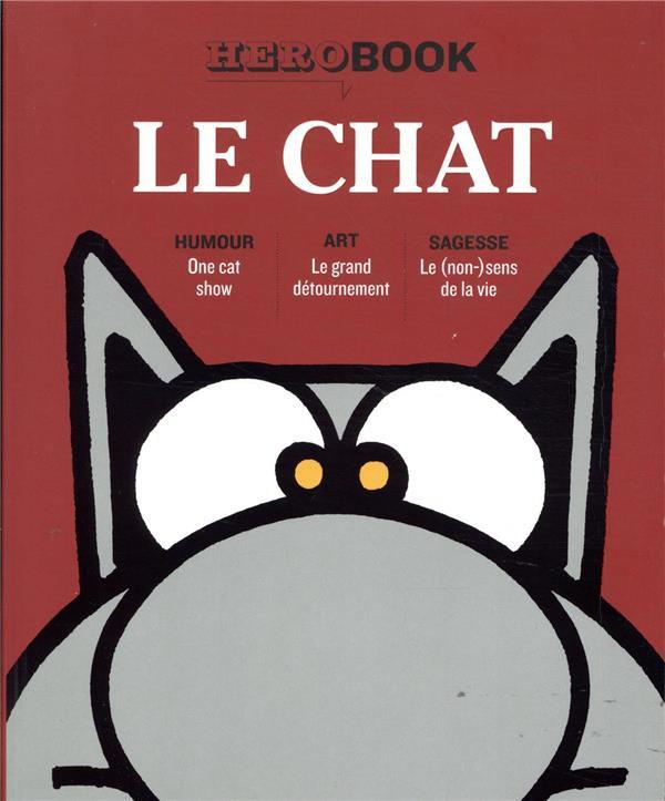 Couverture de Le chat -HS8- Le chat de Geluck