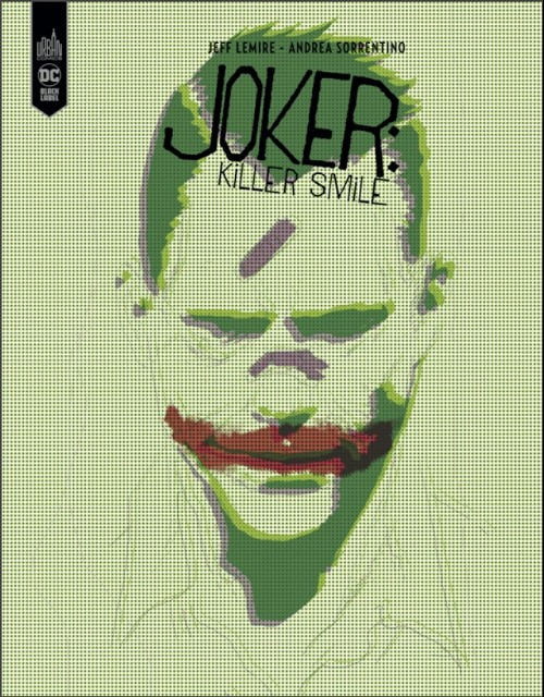 Couverture de Joker : Killer Smile