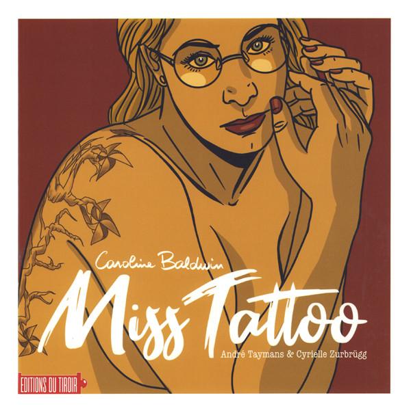 Couverture de Caroline Baldwin -HS06- Caroline Baldwin - Miss Tattoo
