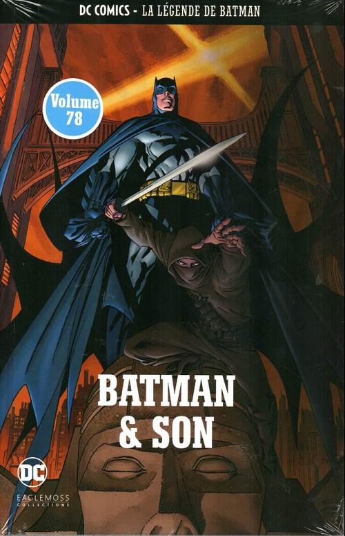 Couverture de DC Comics - La légende de Batman -7840- Batman et son
