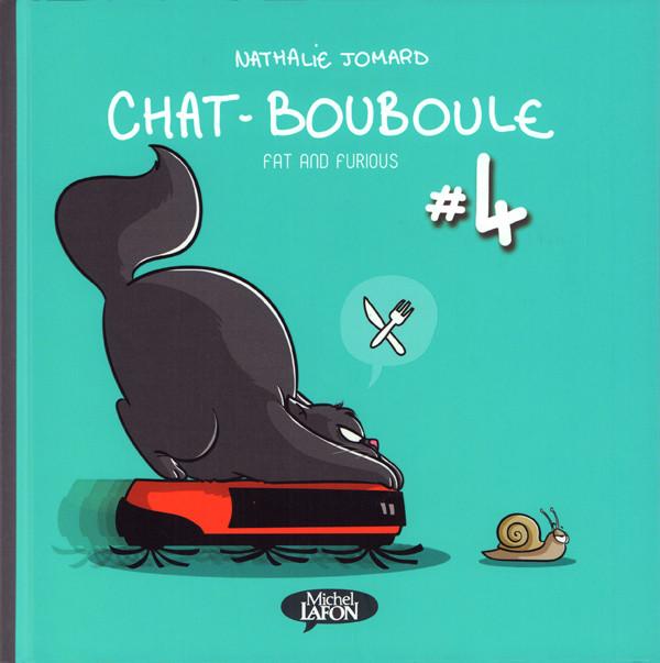 Couverture de Chat-Bouboule -4- Fat and furious