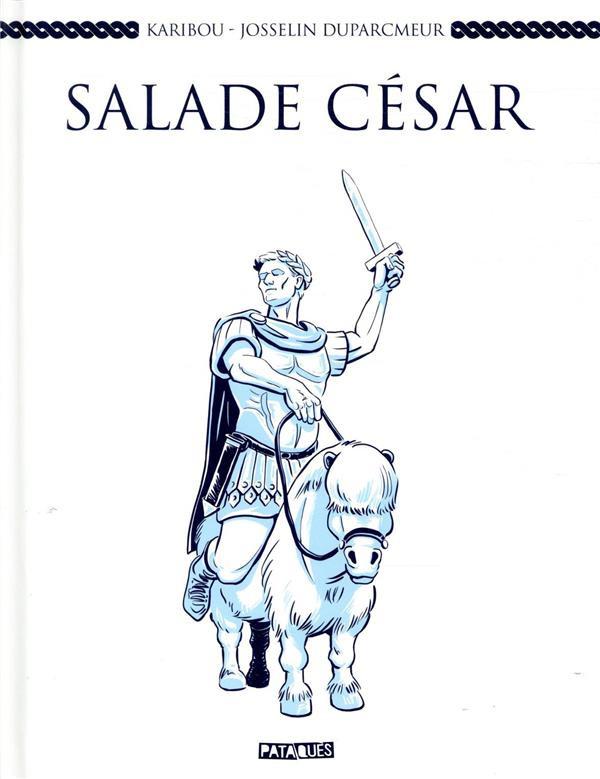 Couverture de Salade César