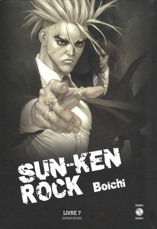 Couverture de Sun-Ken Rock - Édition Deluxe -7- Livre 7