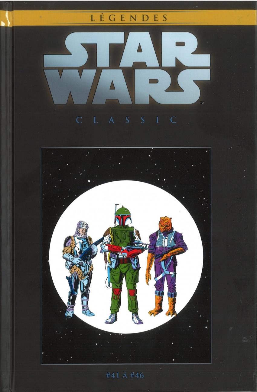 Couverture de Star Wars - Légendes - La Collection (Hachette) -123123- Star Wars Classic - #41 à #46