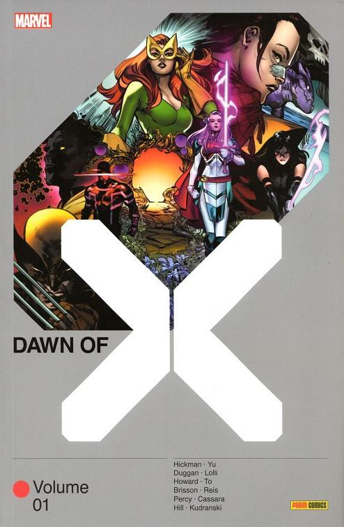 Couverture de Dawn of X -1- Volume 01