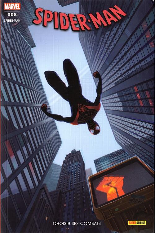 Couverture de Spider-Man (Marvel France 8e série - 2020)  -8- Choisir ses combats