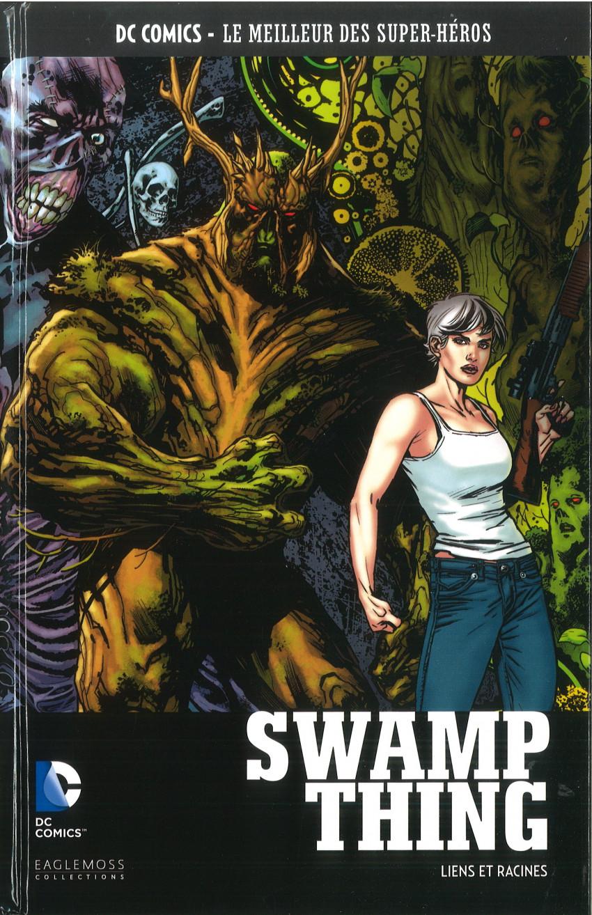 Couverture de DC Comics - Le Meilleur des Super-Héros -130- Swamp Thing - Liens et Racines