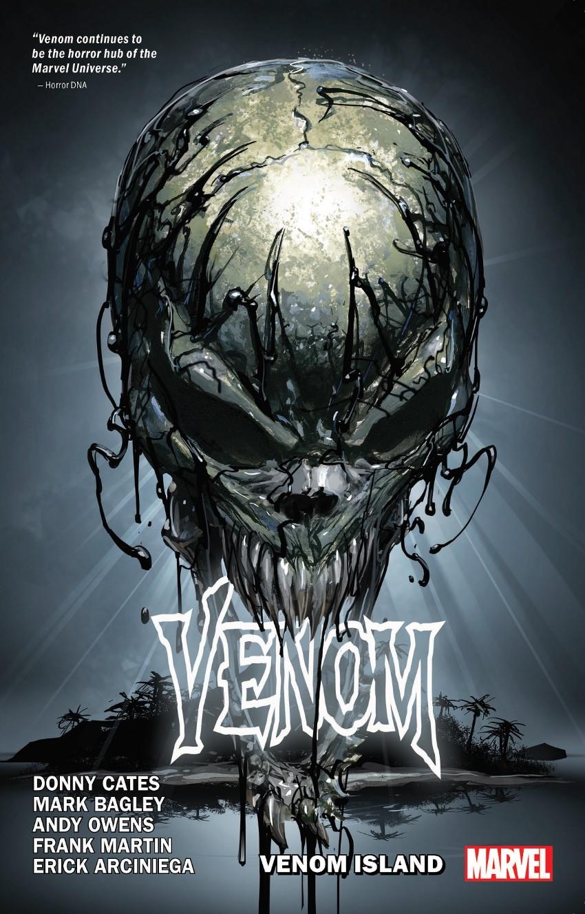 Couverture de Venom Vol. 4 (Marvel comics - 2018) -INT04- Venom Island