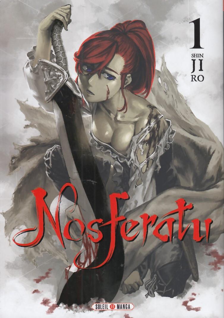 Couverture de Nosferatu (Shinjiro) -1- Tome 1
