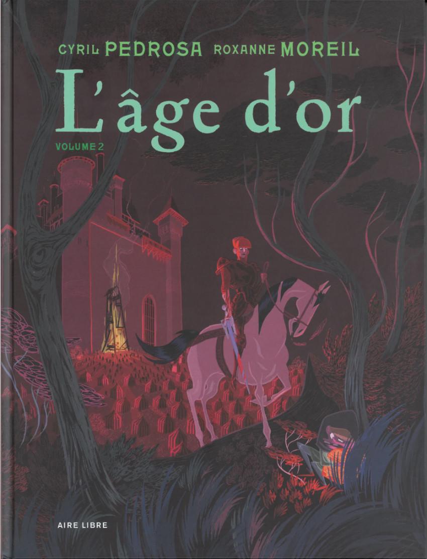Couverture de L'Âge d'or -2- Volume 2