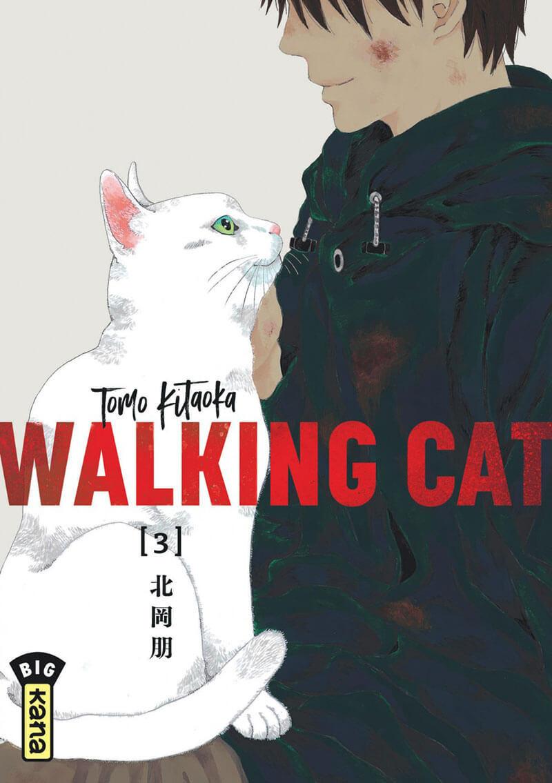 Couverture de Walking Cat -3- Tome 3