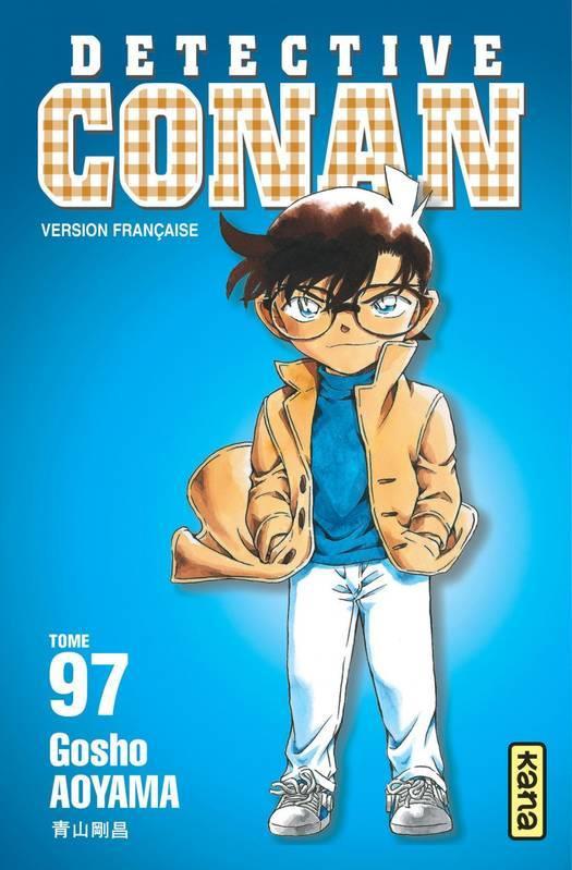Couverture de Détective Conan -97- Tome 97