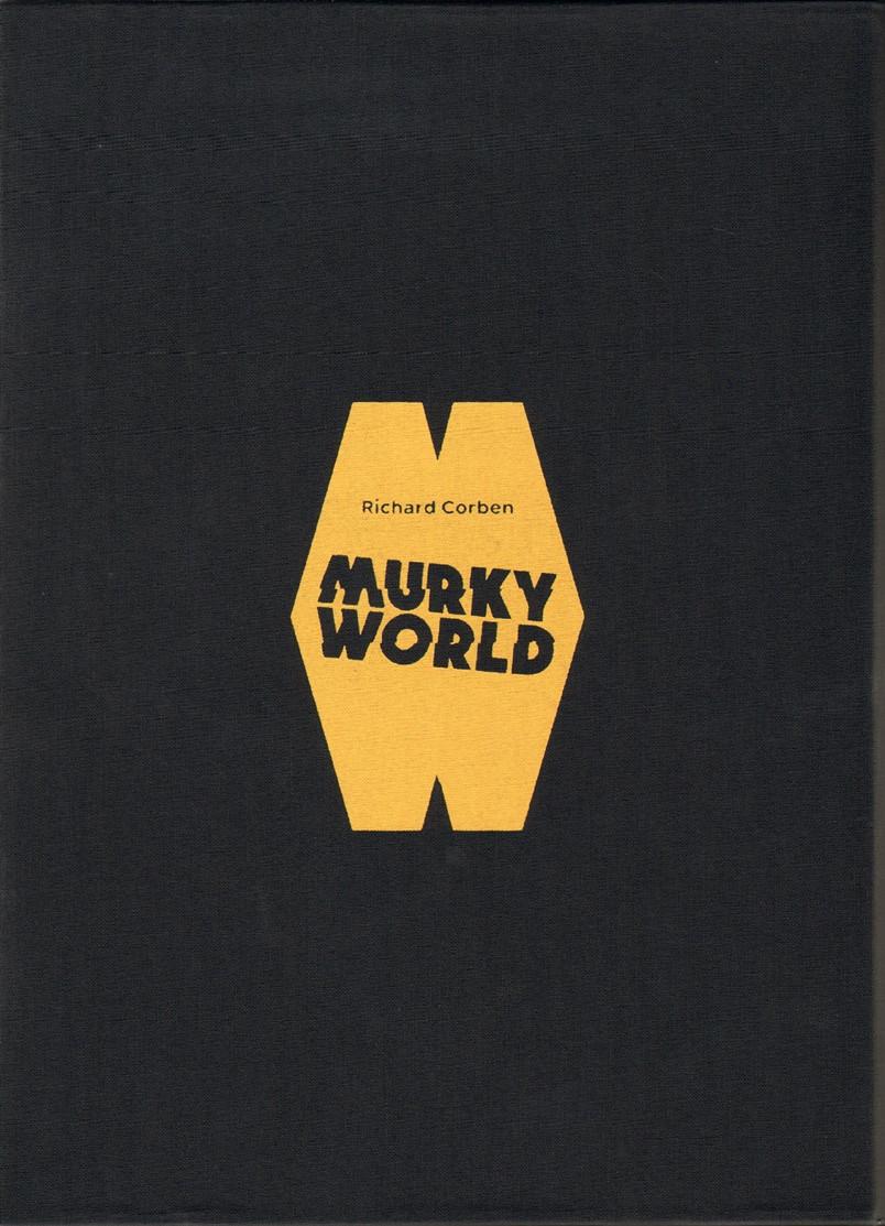 Couverture de Murky World -1TL- Monde trouble