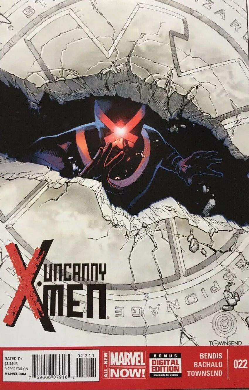 Couverture de Uncanny X-Men (2013) -22- X-Men vs S.H.I.E.L.D