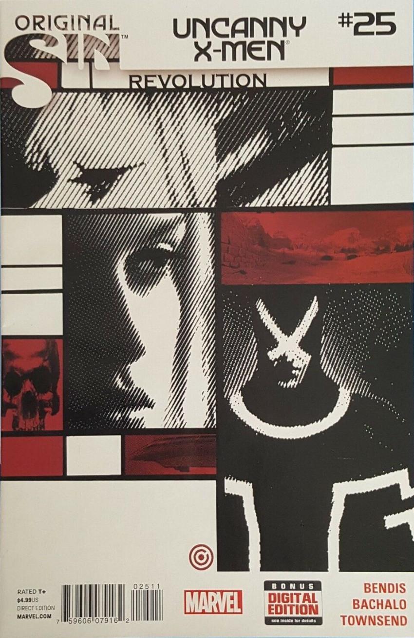 Couverture de Uncanny X-Men (2013) -25- Xavier's secret