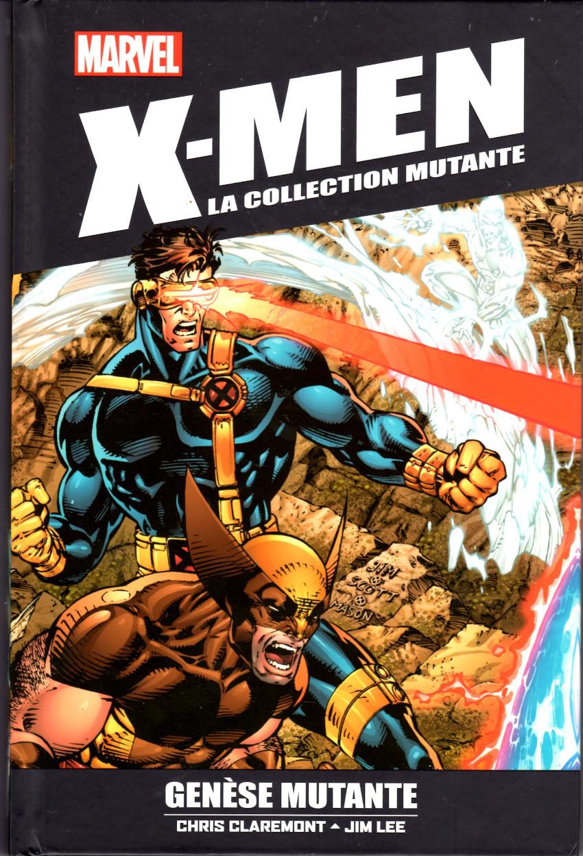 Couverture de X-Men - La Collection Mutante -143- Genèse Mutante