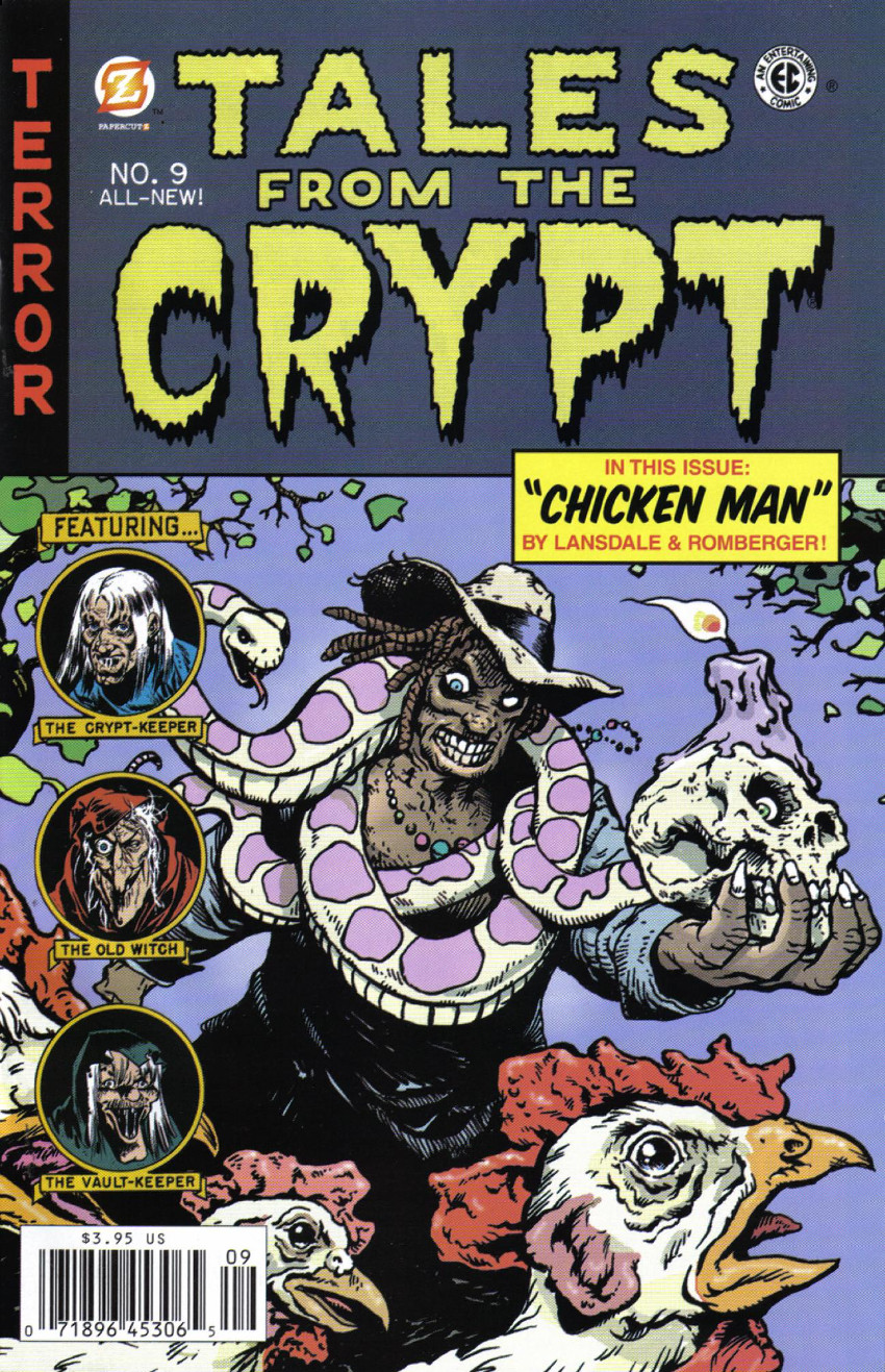 Couverture de Tales from the Crypt Vol. 2 (Papercutz - 2007) -9- Issue # 9