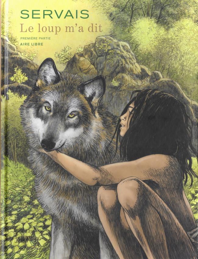 Couverture de Le loup m'a dit - Tome 1
