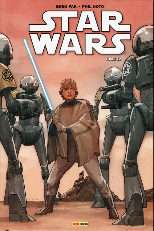 Couverture de Star Wars (Panini Comics - 100% Star Wars) -12- Rebelles et renégats