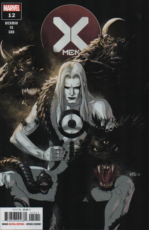 Couverture de X-Men Vol.5 (Marvel comics - 2019) -12- Amenth