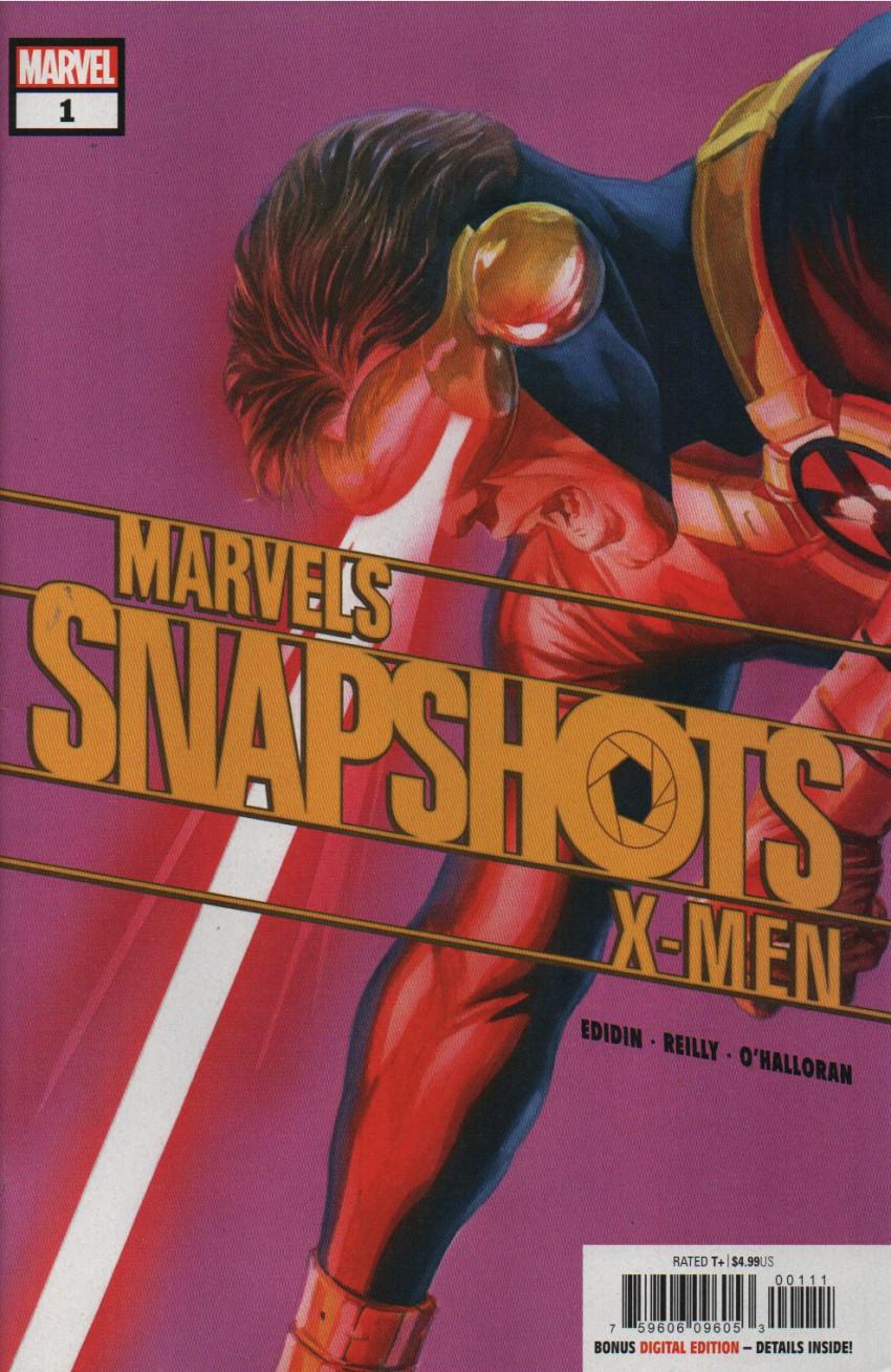 Couverture de Marvels Snapshots (Marvel Comics - 2020) - X-Men: Marvels snapshots - And the Rest Will Follow