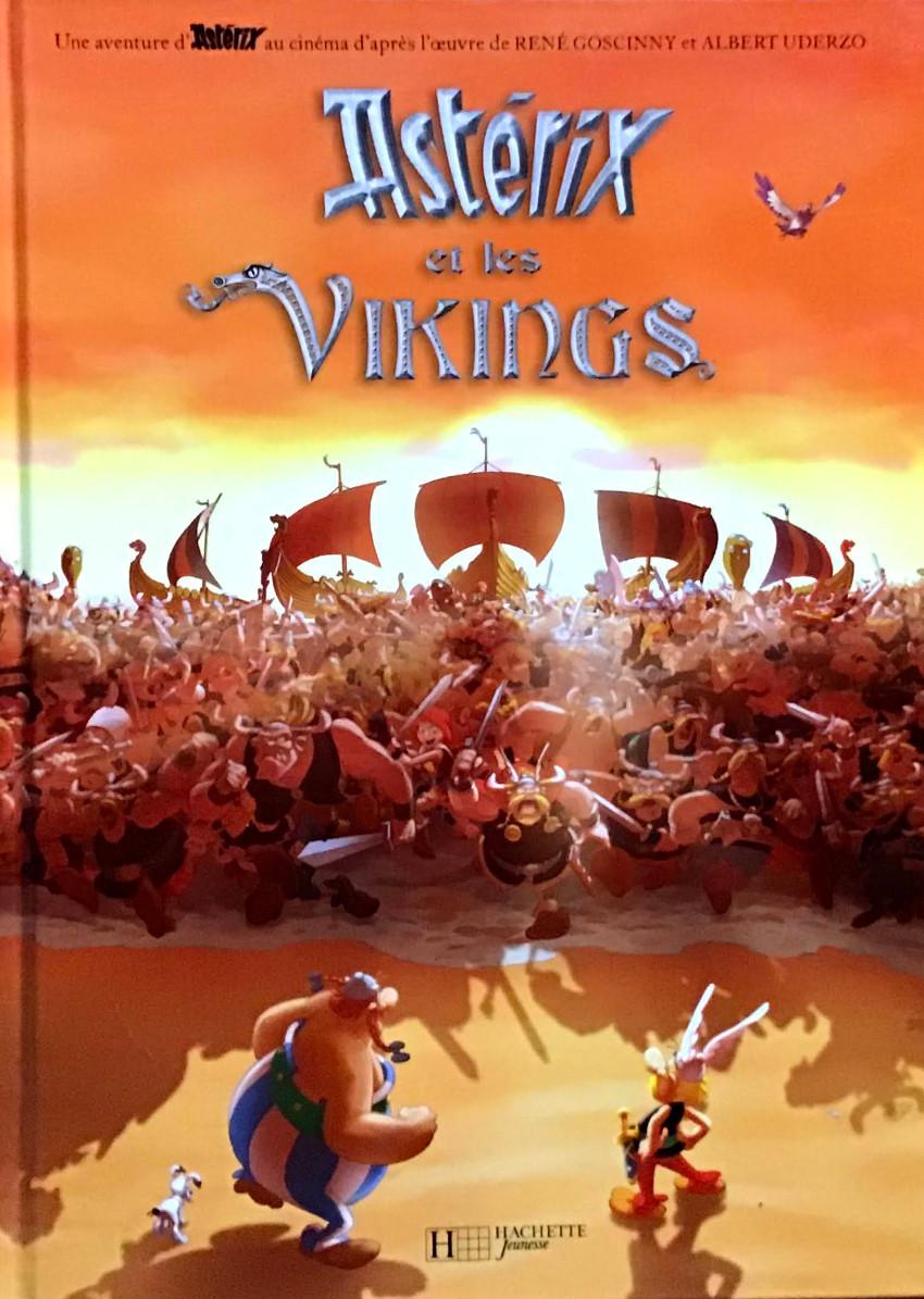 Couverture de Astérix (Hors Série) -C06b- Astérix et les vikings