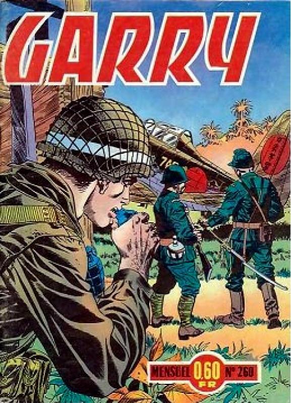 Couverture de Garry (Impéria) (2e série - 190 à 456) -260- Mission psychologique