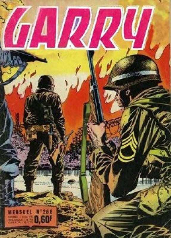 Couverture de Garry (Impéria) (2e série - 190 à 456) -268- Contrainte