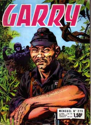 Couverture de Garry (Impéria) (2e série - 190 à 456) -273- Collaboration provisoire