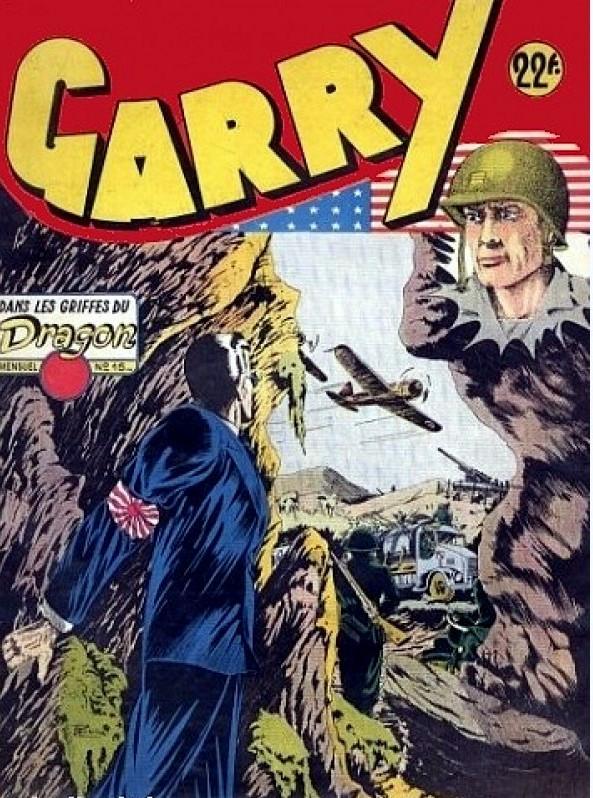 Couverture de Garry (sergent) (Imperia) (1re série grand format - 1 à 189) -15- Dans les griffes du dragon