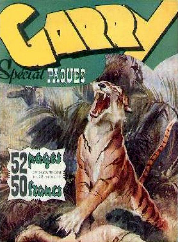 Couverture de Garry (sergent) (Imperia) (1re série grand format - 1 à 189) -28- Le secret de l'usine n° 2