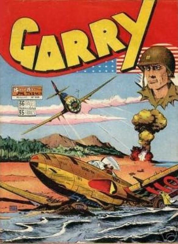 Couverture de Garry (sergent) (Imperia) (1re série grand format - 1 à 189) -60- Bang Bang ... sur Tabaco