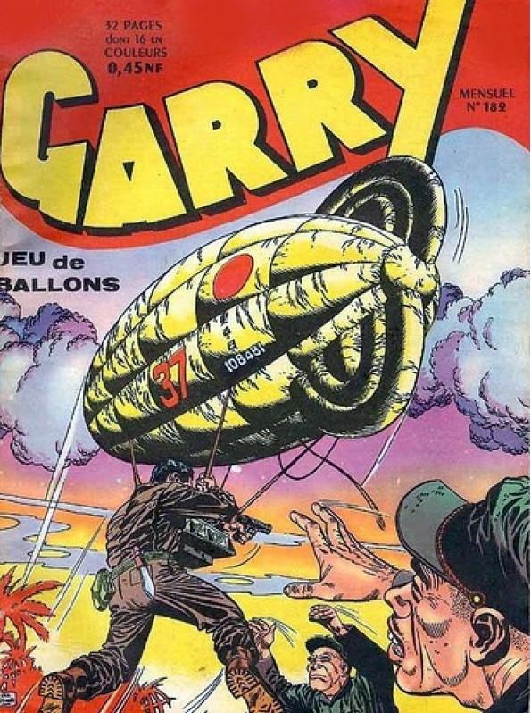 Couverture de Garry (sergent) (Imperia) (1re série grand format - 1 à 189) -182- Jeu de ballons