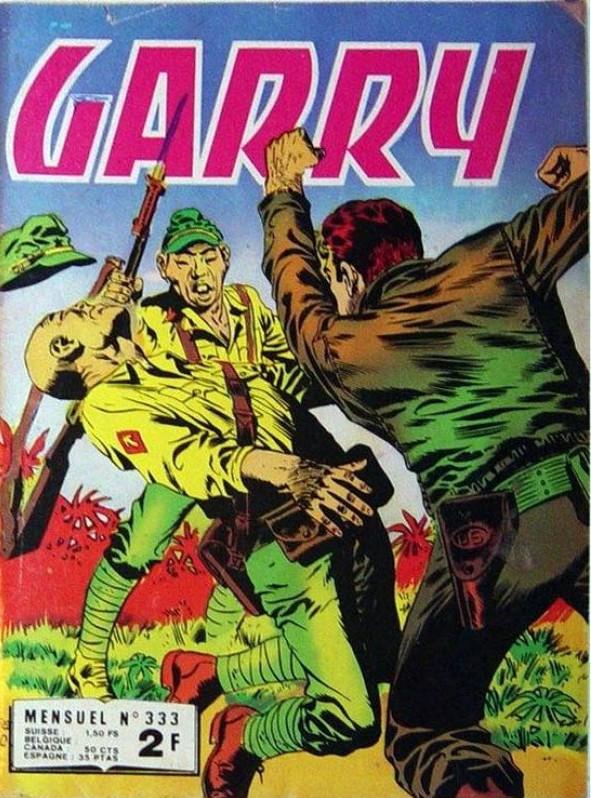 Couverture de Garry (Impéria) (2e série - 190 à 456) -333- D'un espion à l'autre