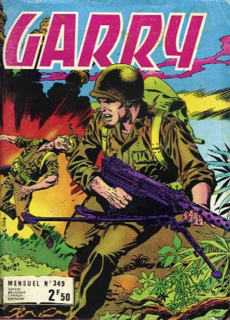 Couverture de Garry (Impéria) (2e série - 190 à 456) -349- La grande vérité