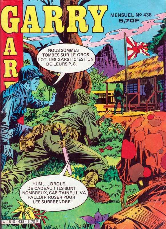 Couverture de Garry (Impéria) (2e série - 190 à 456) -438- Quand le hasard s'en mêle...