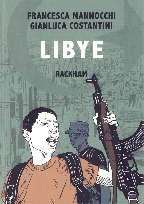 Couverture de Libye