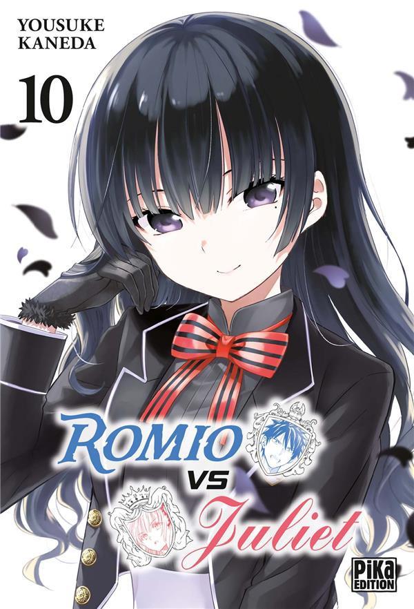 Couverture de Romio VS Juliet -10- Tome 10