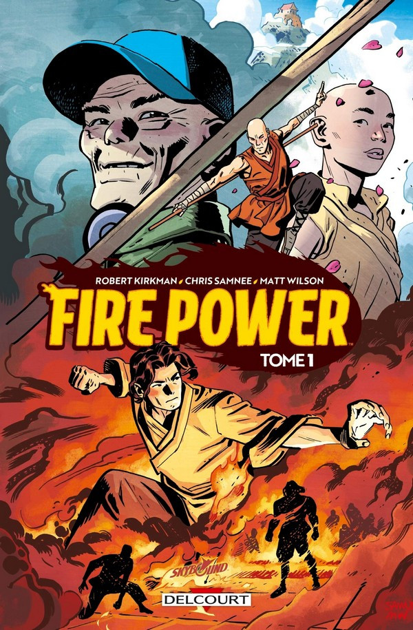 Couverture de Fire Power -1- Tome 1