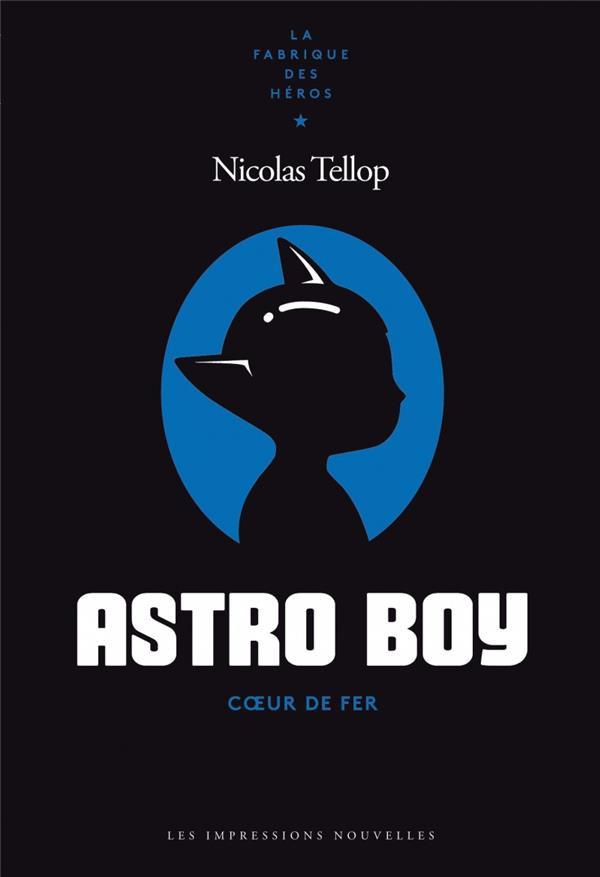 Couverture de Astro boy - Coeur de fer