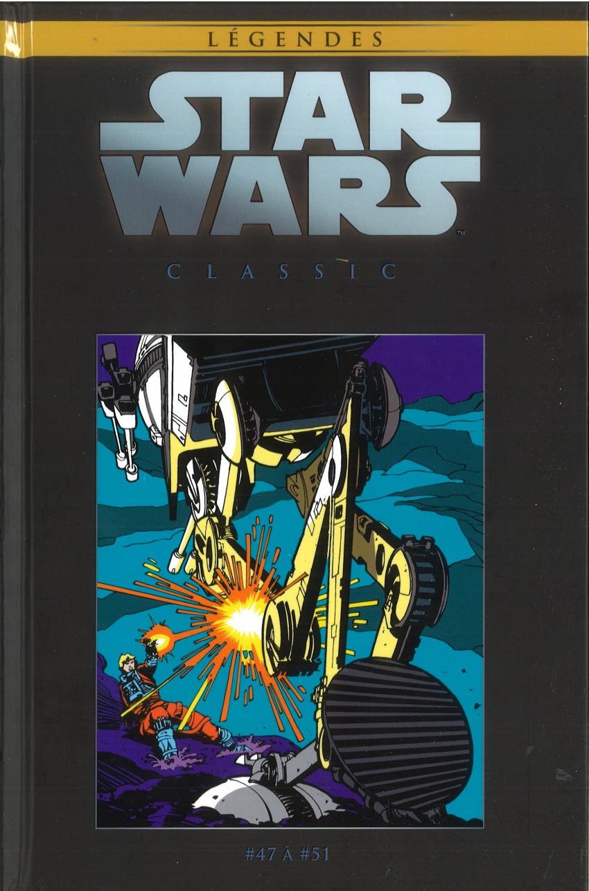 Couverture de Star Wars - Légendes - La Collection (Hachette) -124- Star Wars Classic - #47 à #51