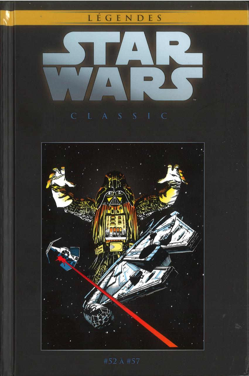 Couverture de Star Wars - Légendes - La Collection (Hachette) -125- Star Wars Classic - #52 à #57